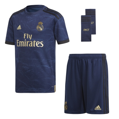 REAL MADRID AWAY JUNIOR KIT 2019-20