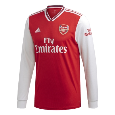 ARSENAL HOME SHIRT long sleeves 2019-20