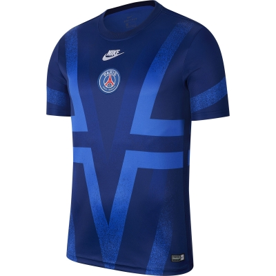PSG PREMATCH NAVY SHIRT 2019-20