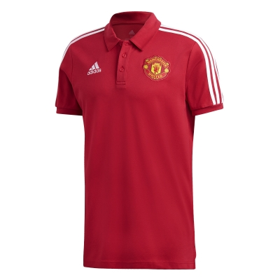 MANCHESTER UNITED RED POLO 2020-21