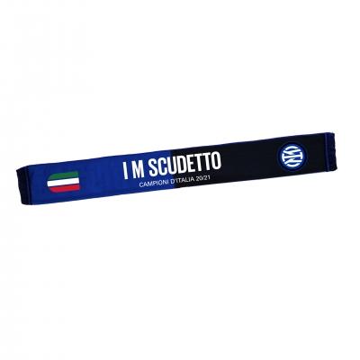 FC INTER SCIARPA POLIESTERE I M SCUDETTO