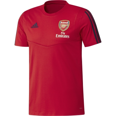 ARSENAL RED T-SHIRT 2019-20