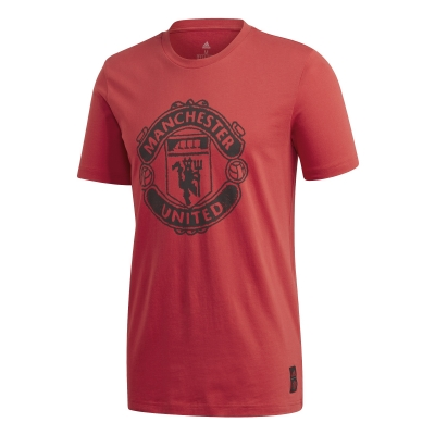 MANCHESTER UNITED RED T-SHIRT 2020-21