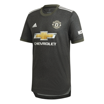MANCHESTER UNITED AUTHENTIC MATCH AWAY SHIRT 2020-21