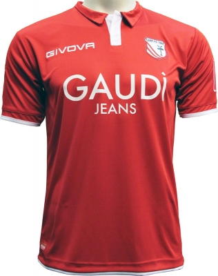 CARPI AWAY RED SHIRT 2017-18