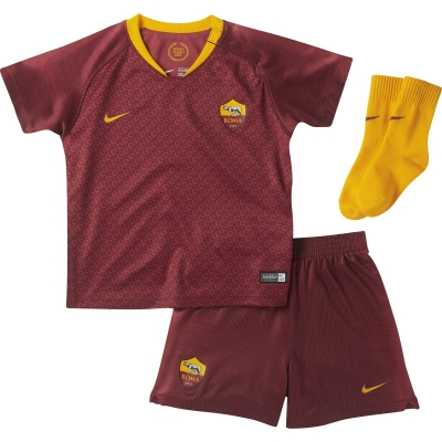 AS ROMA COMPLETO NEONATO 2018-19