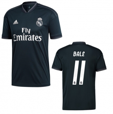 REAL MADRID MAGLIA BALE AWAY 2018-19