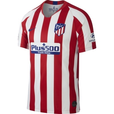 ATLETICO MADRID HOME SHIRT 2019-20