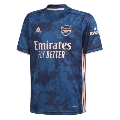 ARSENAL JUNIOR 3RD SHIRT 2020-21