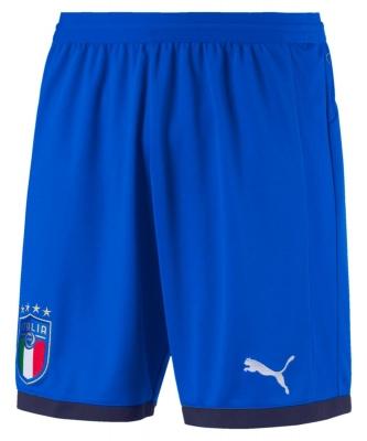 ITALIA FIGC PANTALONCINI AZZURRI 2017-19