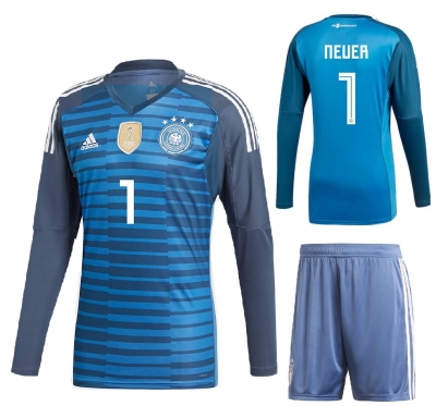 GERMANY NEUER JUNIOR KIT 2017-19