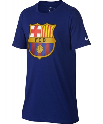 BARCELONA JUNIOR T-SHIRT 2018-19