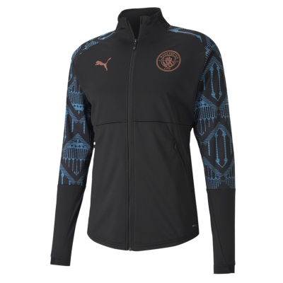 MANCHESTER CITY STADIUM JACKET 2020-21