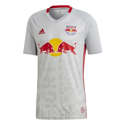 NEW YORK REDBULL HOME SHIRT 2019-20