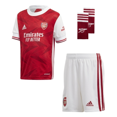 ARSENAL MINIKIT HOME 2-6 years 2020-21