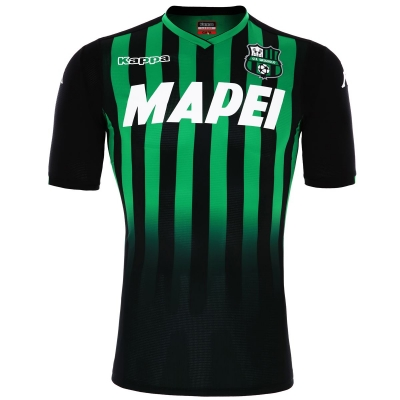 SASSUOLO AUTHENTIC MATCH HOME SHIRT 2018-19