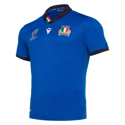 FIR ITALIA RUGBY WORLD CUP 2019 JERSEY