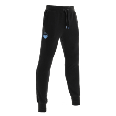 SS LAZIO SWEAT BLACK PANTS 2021-22