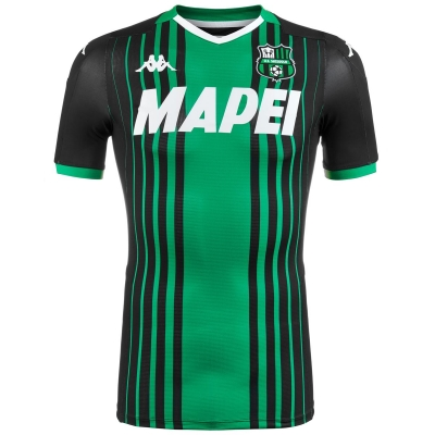 SASSUOLO AUTHENTIC MATCH HOME SHIRT 2019-20