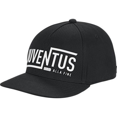 """JUVENTUS CAPPELLINO NERO """"JUVENTUS"""" 2019-20"""