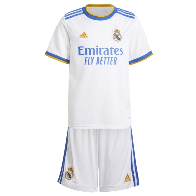 REAL MADRID COMPLETO BAMBINO HOME 2021-22