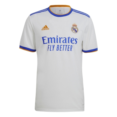 REAL MADRID MAGLIA HOME 2021-22