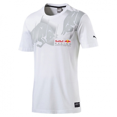 RED BULL T-SHIRT BIANCA