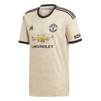 MANCHESTER UNITED AWAY SHIRT 2019-20