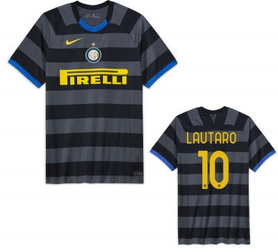 INTER LAUTARO 3RD SHIRT 2020-21