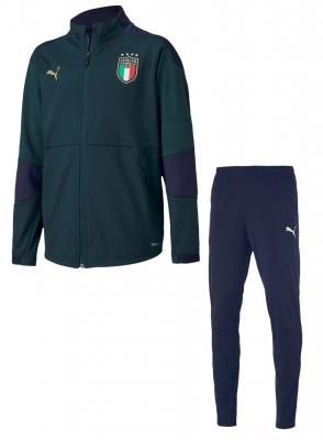 ITALIA FIGC JUNIOR TRACKSUIT 2019-21