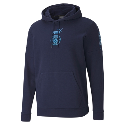 MANCHESTER CITY HOODY SWEAT 2020-21
