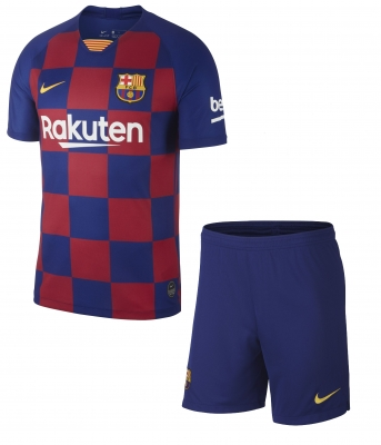 BARCELONA JUNIOR HOME KIT 2019-20