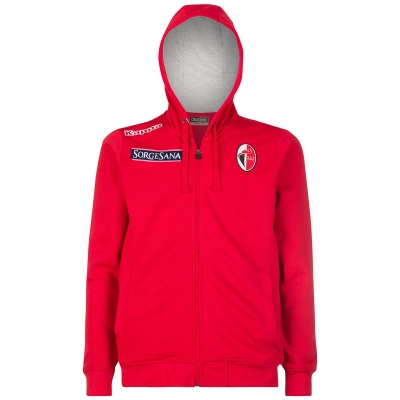 BARI HOODY RED SWEAT 2019-20