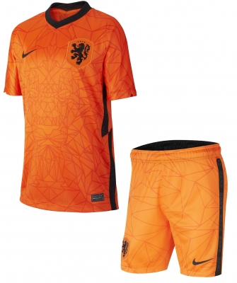 NETHERLANDS JUNIOR HOME KIT 8-15 years 2020-21