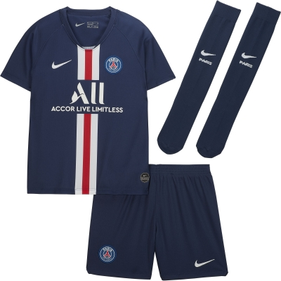 PSG LITTLEBOYS HOME KIT 3-8 years 2019-20