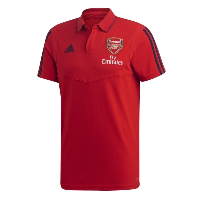 ARSENAL RED POLO 2019-20