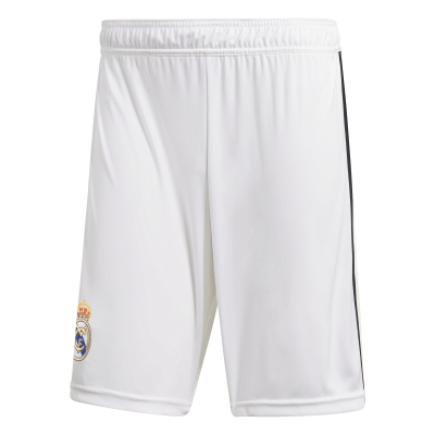 REAL MADRID HOME SHORTS 2018-19