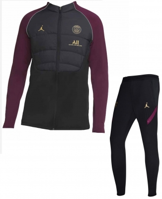 PSG JORDAN TRAINING PADDED TRACKSUIT 2020-21