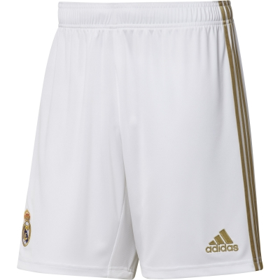 REAL MADRID HOME SHORTS 2019-20