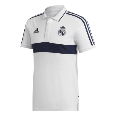 REAL MADRID WHITE POLO 2019-20