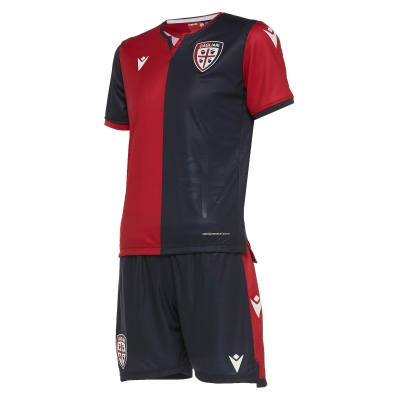 CAGLIARI JUNIOR HOME KIT 2019-20