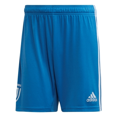 JUVENTUS 3RD BLUE SHORTS 2019-20