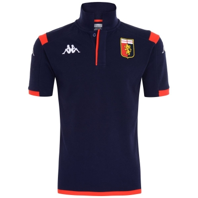 GENOA NAVY POLO 2019-20
