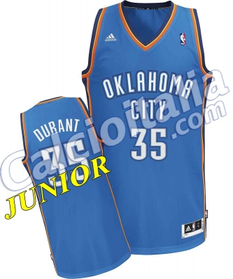 KEVIN DURANT JUNIOR SWINGMAN JERSEY