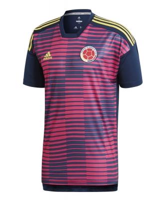 COLOMBIA MAGLIA PREPARTITA 2018-19