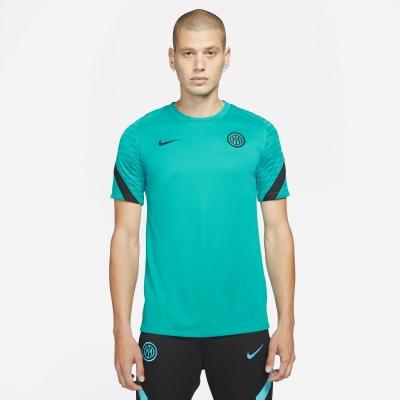 FC INTER TRAINING GREEN SHIRT 2021-22