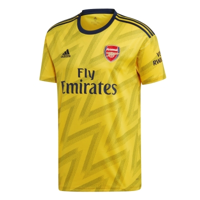 ARSENAL AWAY YELLOW SHIRT 2019-20