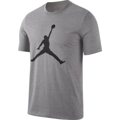 JORDAN LOGO GREY T-SHIRT 2019-20