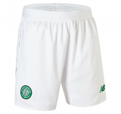 CELTIC GLASGOW HOME SHORTS 2018-19