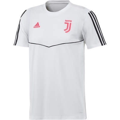 JUVENTUS WHITE T-SHIRT 2019-20